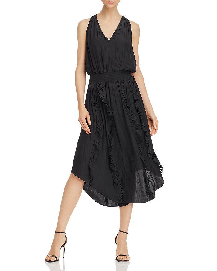 Ramy Brook - Vanesa Scalloped Midi Dress