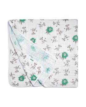 Aden and Anais - x Disney Unisex Simba Blanket - Baby