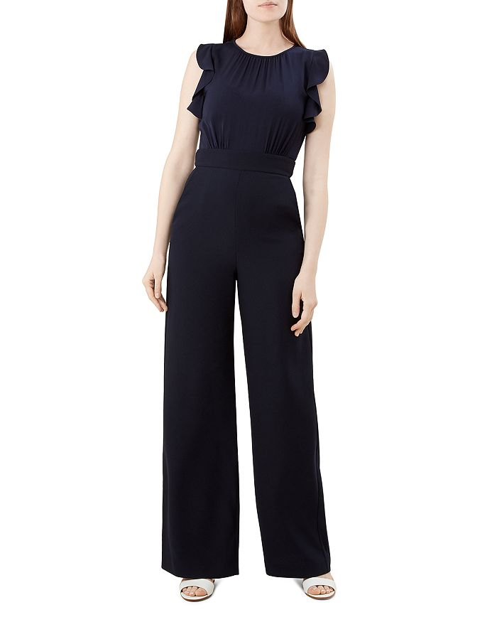 HOBBS LONDON - Florentine Wide-Leg Jumpsuit