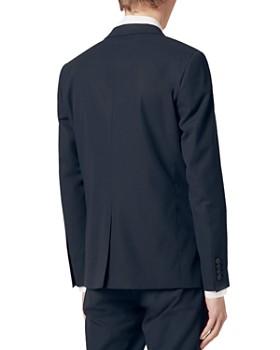 Sandro - Notch Cotton Slim Fit Suit Jacket