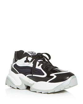 Sergio Rossi - Women's Sergio Extreme Low-Top Sneakers