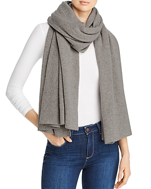 C by Bloomingdale\\\'s Cashmere Travel Wrap - 100% Exclusive