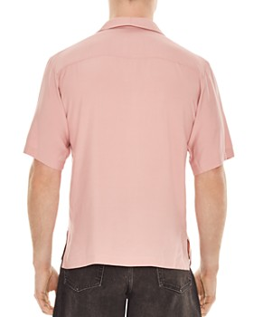 Sandro - Holiday Classic Fit Short-Sleeve Shirt