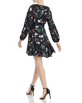 Paper London - Ottie Floral Wrap Dress