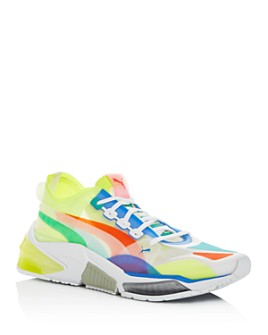 PUMA - Men's LQD Cell Optic Sheer Low-Top Sneakers