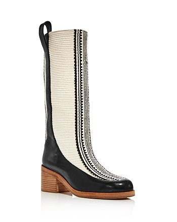 ANTOLINA - Women's Domma Woven Tall Boots