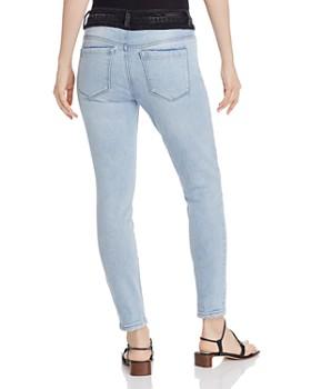 BLANKNYC - Contrast Waist Jeans - 100% Exclusive