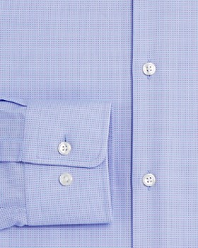 BOSS - Dotted Regular Fit Dress Shirt