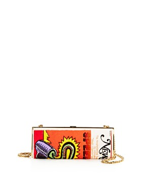 MARC JACOBS - New York Magazine® x Marc Jacobs The Mag Bag Embellished Crossbody