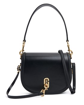 4a4544eb2a MARC JACOBS - The Saddle Bag Medium Leather Satchel ...