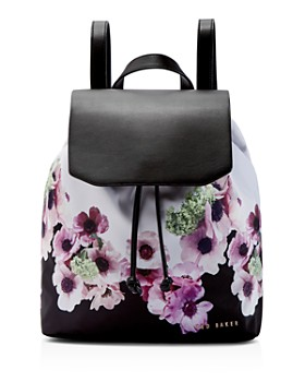 Ted Baker - Ursulaa Neopolitan Drawstring Backpack