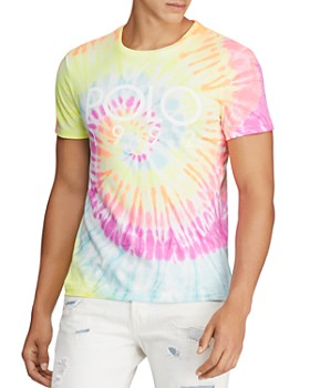 Polo Ralph Lauren - Custom Slim Fit Tie-Dye Tee