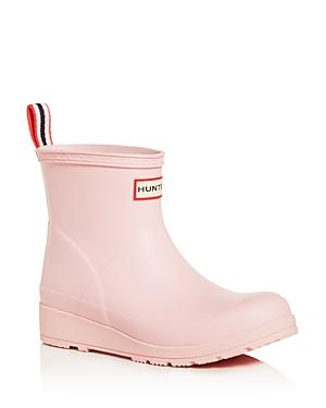 Hunter Boots WOMEN'S ORIGINAL SHORT PLAY WEDGE RAIN BOOTS