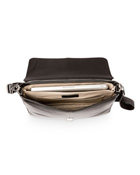 BOCONI - Tyler Leather Brokers Bag