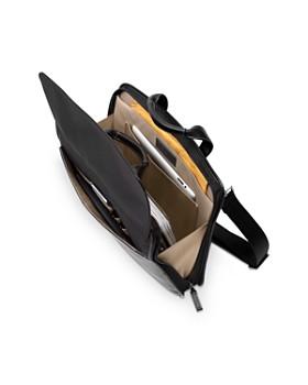 BOCONI - Tyler Leather Folio Briefcase