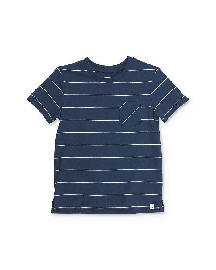 Sovereign Code - Boys' Striped Pocket Tee - Little Kid, Big Kid