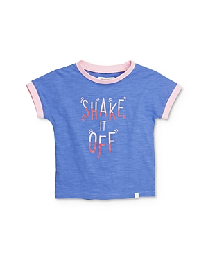 Sovereign Code Girls' Shake It Off Tee - Little Kid, Big Kid