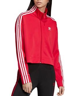 Adidas - Triple Stripe High/Low Track Jacket