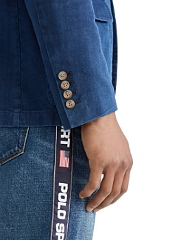 Polo Ralph Lauren - Indigo Canvas Sport Coat