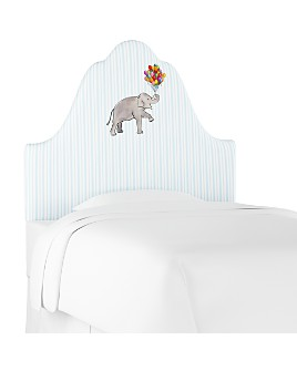 Cloth & Company - Skyler Arched Headboard