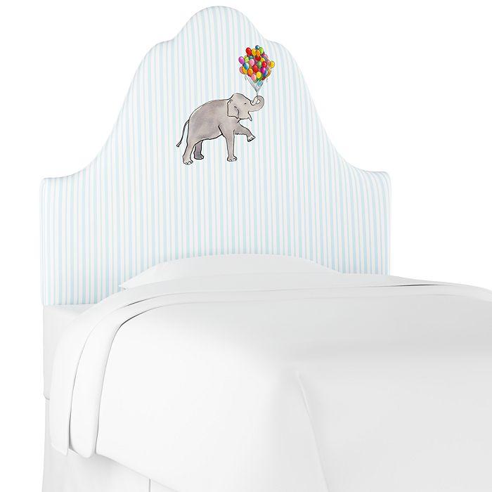 Cloth & Company - Skyler Arched Headboard