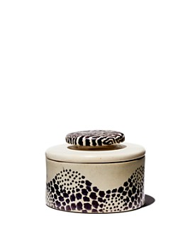 TO THE MARKET - Zebra & Leopard Print Box