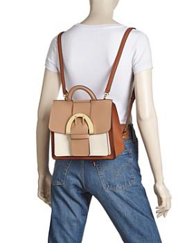 ZAC Zac Posen - Biba Color-Block Convertible Backpack
