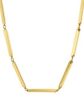 "kate spade new york - Raise the Bar Necklace, 16"""