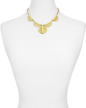 kate spade new york - On the Dot Statement Necklace, 16""