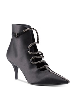 Salvatore Ferragamo - Women's Ciconia Ankle Booties