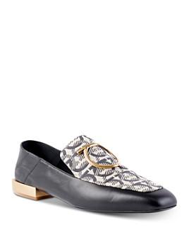 Salvatore Ferragamo - Women's Lana Gancini Loafers