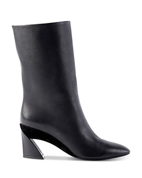 Salvatore Ferragamo - Women's Amatea Mid-Calf Boots