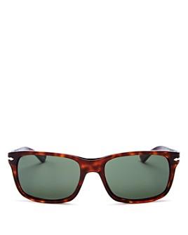 Persol - Men's Square Sunglasses, 58mm