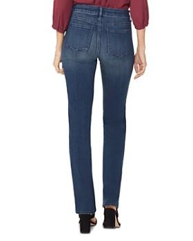 NYDJ - Marilyn Straight-Leg Jeans in Bernal