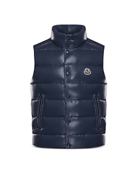 Moncler - Unisex Tib Quilted Down Vest - Big Kid