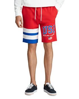 Polo Ralph Lauren - Drawstring Interlock Shorts