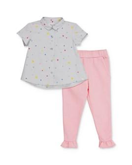Sovereign Code - Girls' Polly + Anna Star Shirt & Leggings Set - Baby