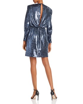 Cinq à Sept - Skylar Sequin Embellished Mini Dress