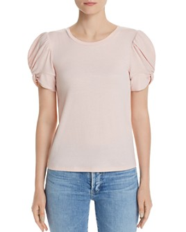 Joie - Jacky Twist-Sleeve Top