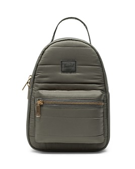 Herschel Supply Co. - Nova Small Quilted Backpack