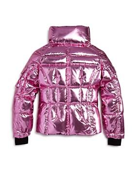 SAM. - Girls' Freestyle Down Jacket - Little Kid