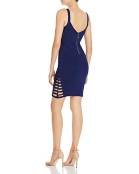 GUESS - Knotty Mirage Bandage Dress