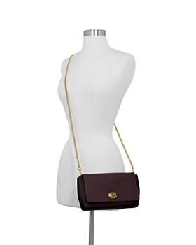 COACH - Alexa Small Leather Crossbody