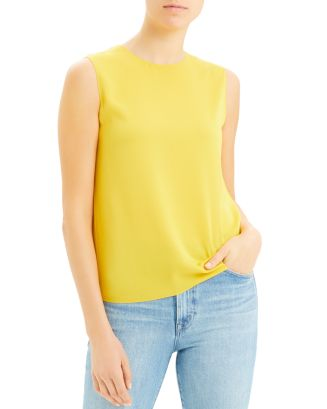 sleeveless-silk-stretch-top by theory