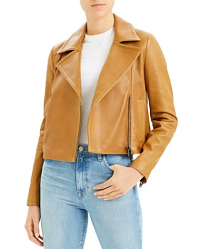 fc0b3910 Womens Leather Jacket - Bloomingdale's