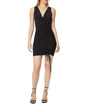 Ramy Brook - Shiloh Sleeveless Ruched Mini Dress