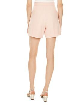 Sandro - Jendal Ruffled Mini Shorts