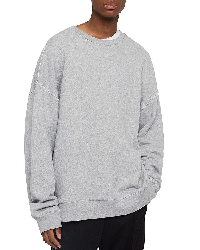 ALLSAINTS - Kyle Relaxed Fit Crewneck Sweatshirt