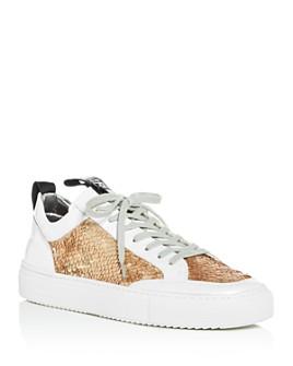 P448 - Women's Soho Low-Top Sneakers