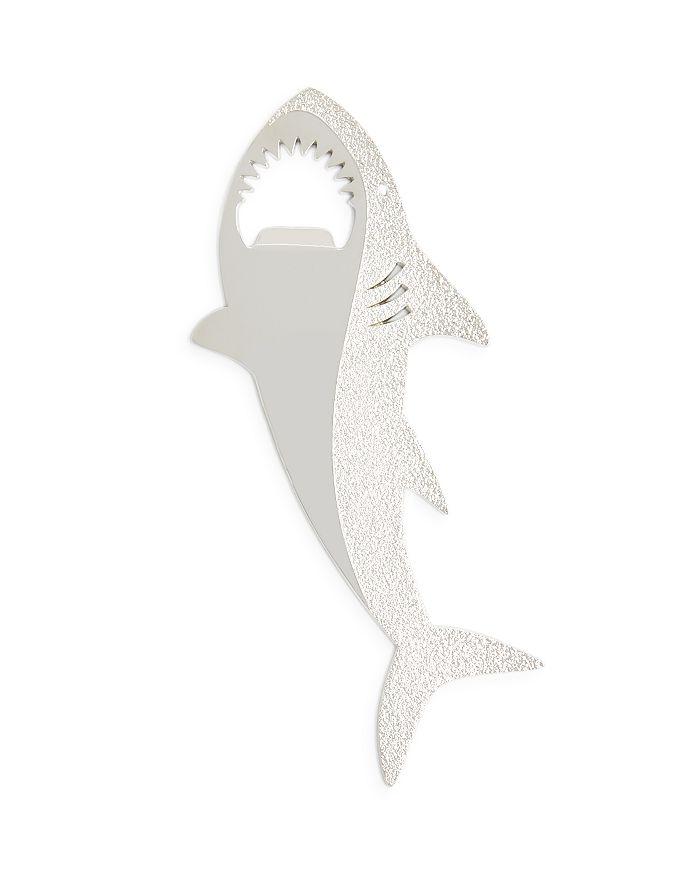 Link Up Shark Bottle Opener In Silver